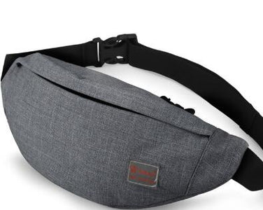 Men Casual Functional Fanny Bag