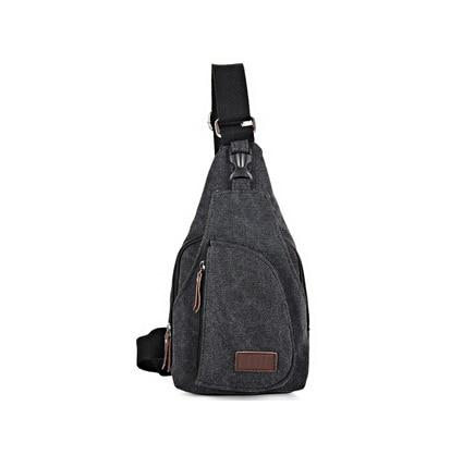 Men Canvas Messenger Bags
