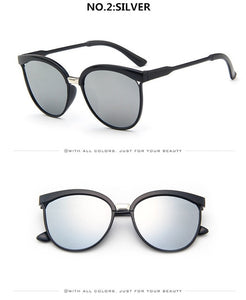 Cat Eye Brand Designer Sunglasses