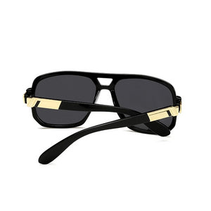 Men Long Keeper Square Sunglasses