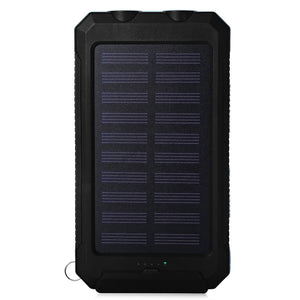Solar 20000mah F5S For All Phone Bank Charger Battery Portable