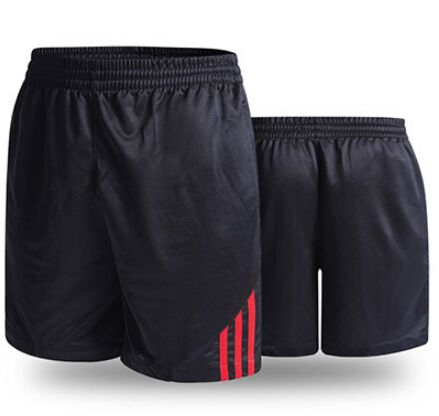 Image of Stripe Zip Pocket Gym Shorts