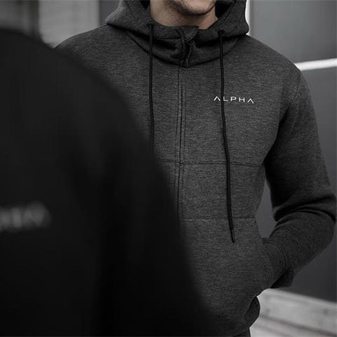 Mens Hoodies Long Sleeves
