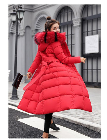 Image of Winter Warm Waterproof Overcoat