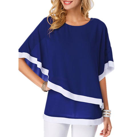 Image of Chiffon Women Top Shirt