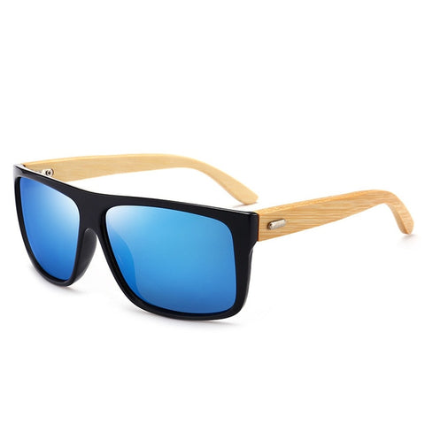 Image of Men's Goggle Driving Sunglasses