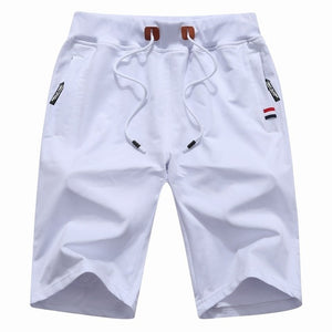 Cotton Casual Male Shorts