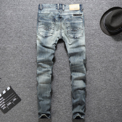 Image of Italian Designer Men Jeans