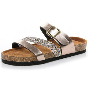 Women Flat Slippers Sandals