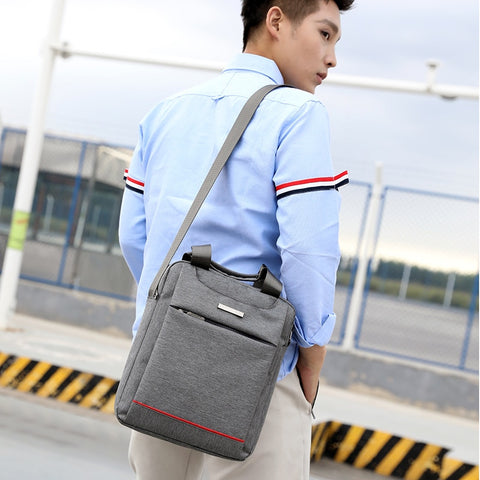 Image of New Leisure Bags Fashion Business Bag Oxford Men's Handbag