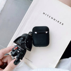 Luxury Star Wars Case For Airpods 1 2