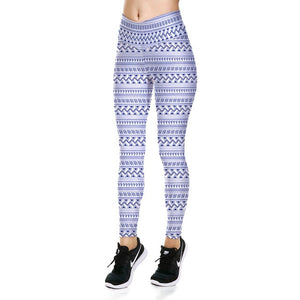 Workout Breathable Skinny Leggings