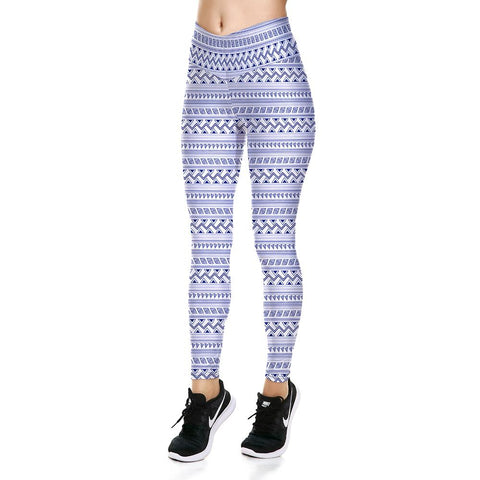 Image of Workout Breathable Skinny Leggings