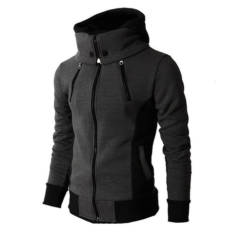 Image of Windbreaker Jackets Man Fashion 2019 New Autumn Winter Men's Jacket