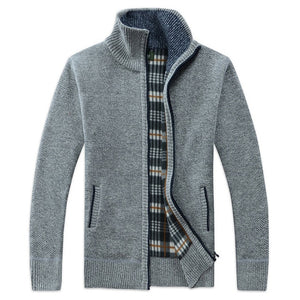 Winter Men's SweaterCoat