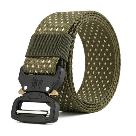 Image of Nylon Army Belt Men