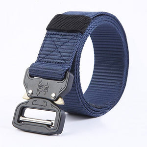 Nylon Army Belt Men