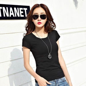 Women Cotton T-shirt
