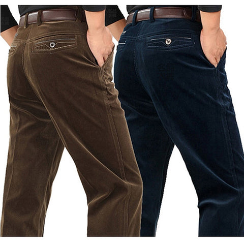 Image of Corduroy Casual Pants