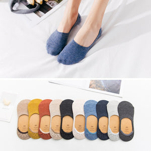 10 pieces = 5 pairs women socks