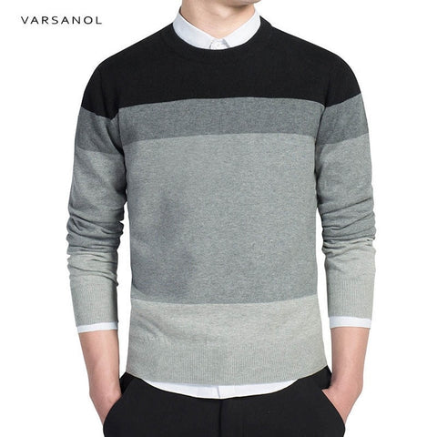 Image of Varsanol Cotton Long Sleeve Pullovers