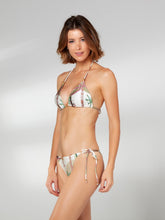Load image into Gallery viewer, Forest Slide Tri Bikini Top