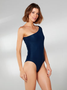 Navy Blue One One Piece