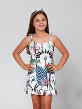 Load image into Gallery viewer, Forest Kids Dress