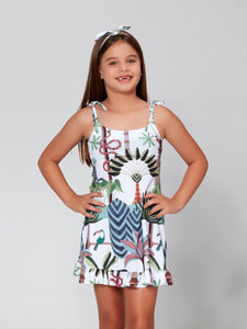Forest Kids Dress