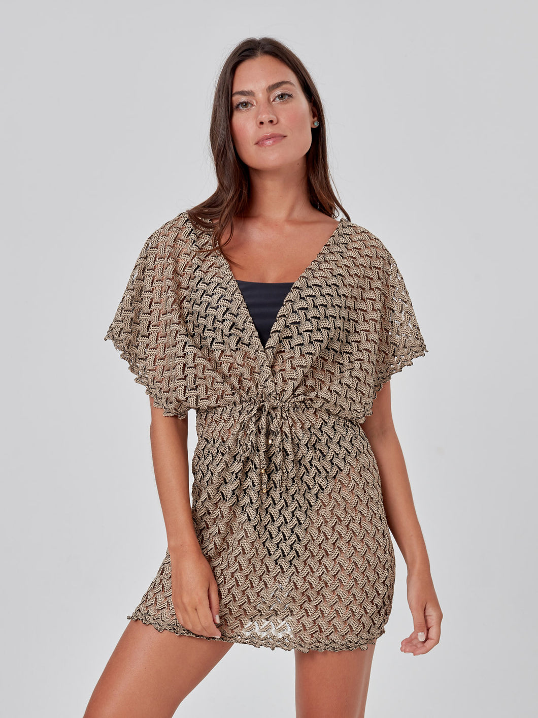 Morgan Lace Kaftan