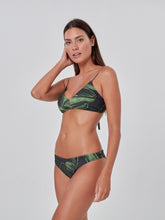 Load image into Gallery viewer, Green Leaves Bikini Pants