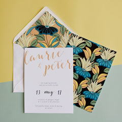 Tropical Floral Collection