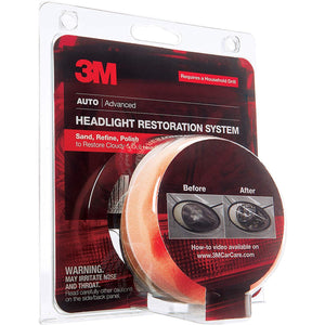 3m Headlight Restoration Kit - 39008