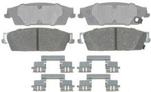Load image into Gallery viewer, ACDelco 14D1194CH Advantage Ceramic Rear Disc Brake Pad Set with Hardware