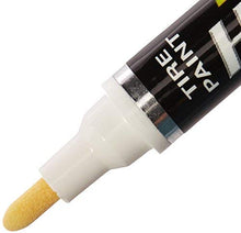 Load image into Gallery viewer, Dupli-Color HT100 White Hot Tire Paint Pin - 1/3 oz
