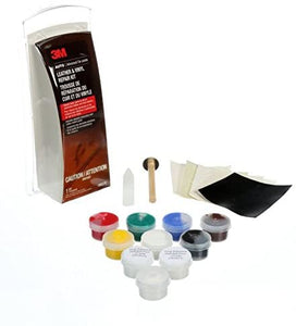 3M Leather and Vinyl Repair Kit, 08579