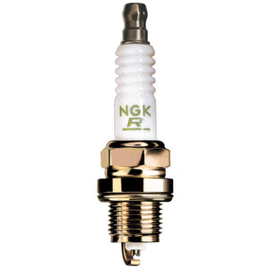 NGK 4644 V-Power Spark Plug - BKR7E, 4 Pack