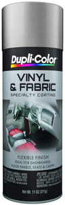Dupli-Color HVP103 Silver High Performance Vinyl and Fabric Spray - 11 oz.