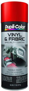 Dupli-Color HVP100 Red High Performance Vinyl and Fabric Spray - 11 oz.