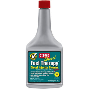 CRC 05212 Diesel Fuel Therapy Diesel Injector Cleaner Plus - 12 Fl Oz.