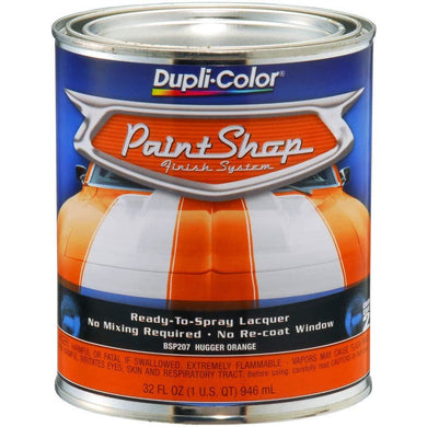Dupli-Color BSP207 Hugger Orange Paint Shop Finish System - 32 oz.