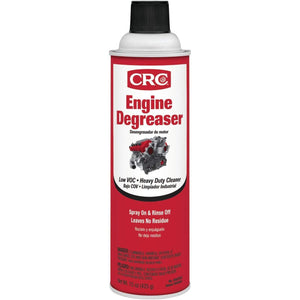 CRC 05025CA Engine Degreaser - 15 Wt Oz.
