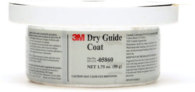 3M Dry Guide Coat Kit, 05861, 1.75 oz (50 g)