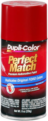 Dupli-Color BFM0188 Candy Apple Red Ford Exact-Match Automotive Paint - 8 oz. Aerosol
