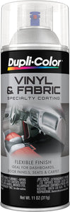 Dupli-Color HVP115 Gloss Clear Vinyl and Fabric Coating - 11 oz - Pack of 1