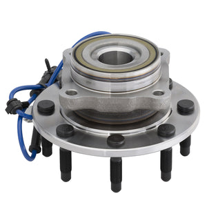 MOOG 515058 Wheel Bearing and Hub Assembly