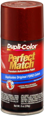 Dupli-Color BFM0377 Merlot Metallic Automotive Paint, 8. Fluid_Ounces