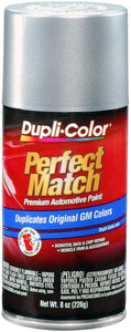 Dupli-Color BGM0340 Silver Metallic General Motors Exact-Match Automotive Paint - 8 oz. Aerosol
