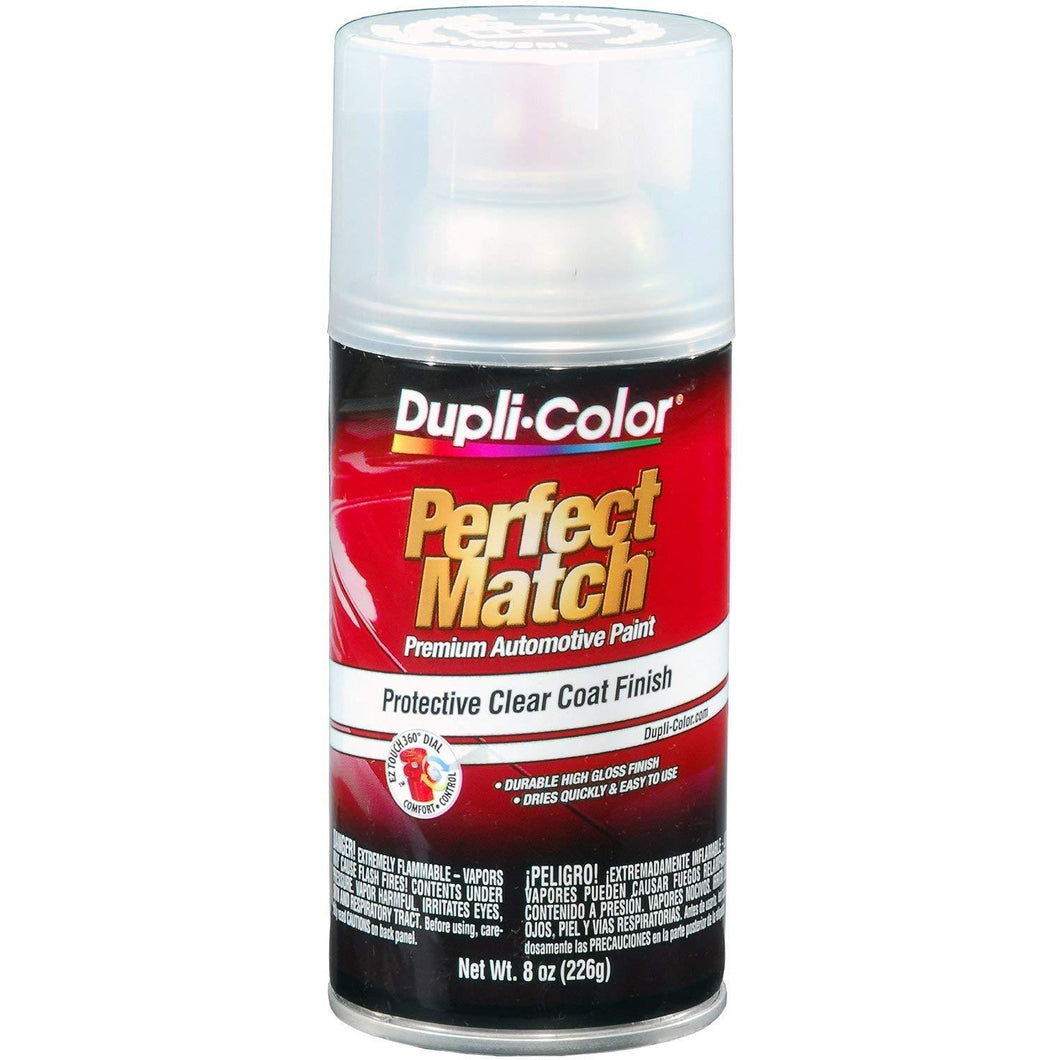 VHT BCL0125 Clear Exact-Match Automotive Top Coat, 8. Fluid_Ounces