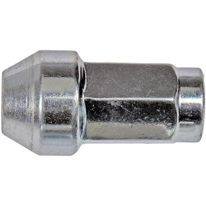Dorman 611-288 Wheel Lug Nut for Select Ford/Lincoln Models, Chrome, Pack of 10 (OE FIX)